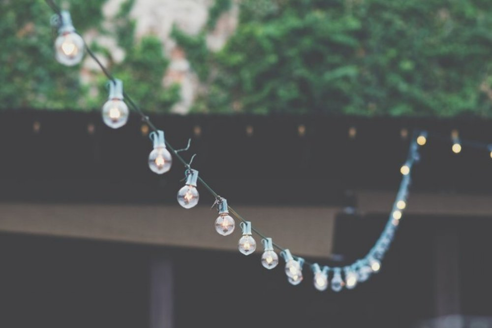 5 Top Ways to Use Globe String Lights in your Home