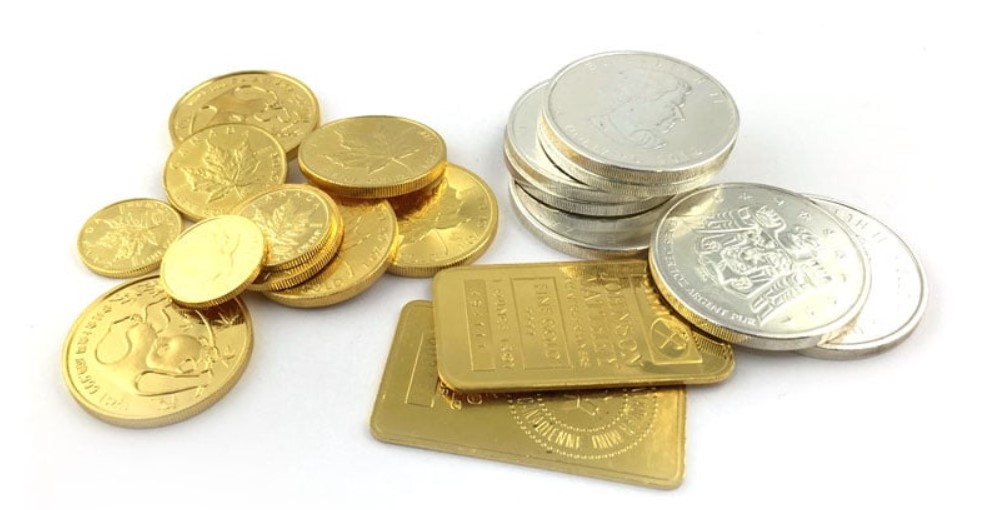 Selling Gold and Silver Bullion